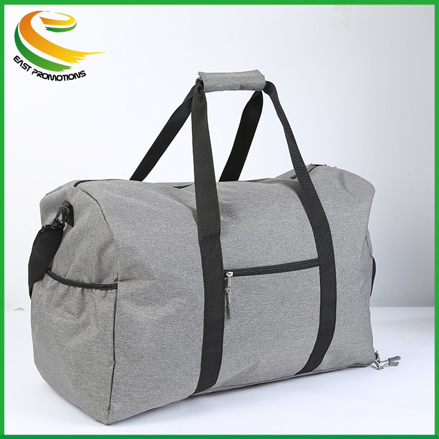 61d0f7ec95 Outdoor Travel Large Size Carry-on Duffle Custom Gym Bag with Shoe  Compartment