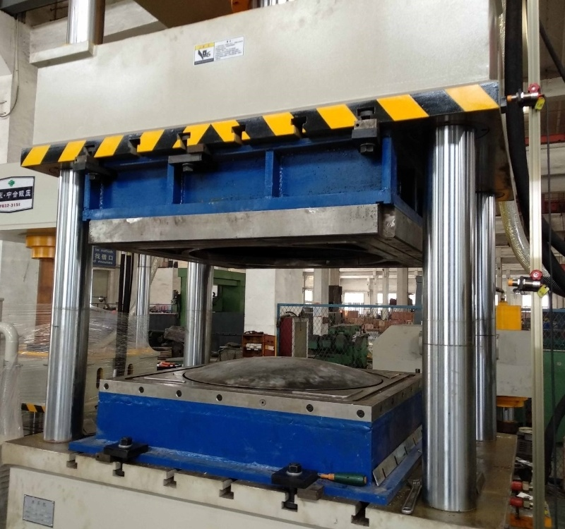 China Steel Forming Hydraulic Press 200 Tons Kitchen Sink Press