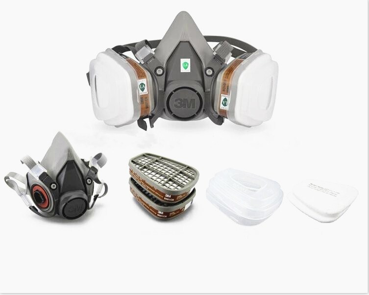 3m dust mask 6200