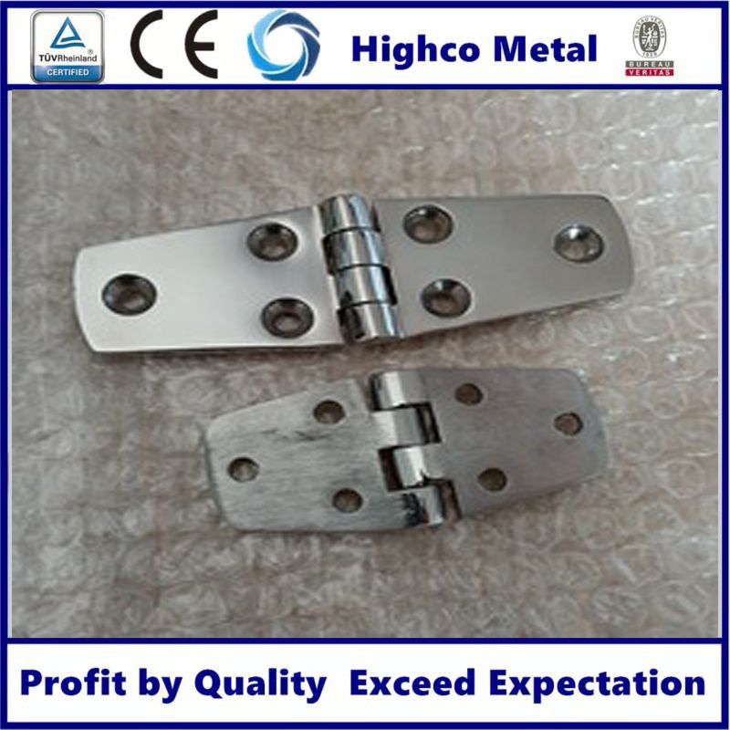 MARINE BOAT STAINLESS STEEL 316 BUTT HINGE 1.5 BY 1.5 INCHES