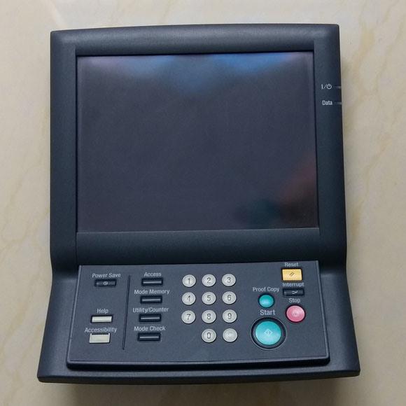 [Hot Item] Original New Copier Machine Touch Screen/Touch Panel for Konica  Minolta Bizhub C6500 C6501 Operation Control Panel