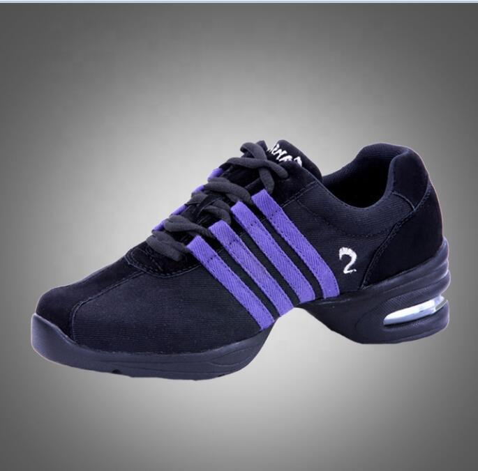 promo code 8d01c f3068 [Hot Item] S5419 Modern Dance Sneakers Shoes Hip-Hop Shoes Canvas Jazz  Shoes Sansa Dancing Shoes Jazz Dance Shoes Sneakers Dance