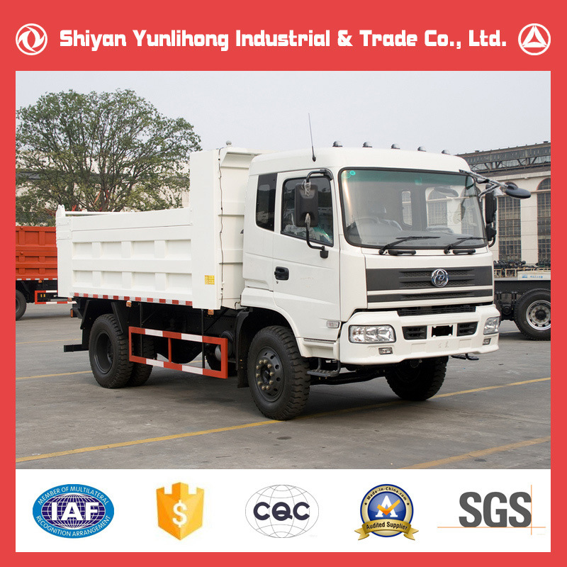 Cheap 15 Ton 4X2 Sand Load Dumper Truck for Sale