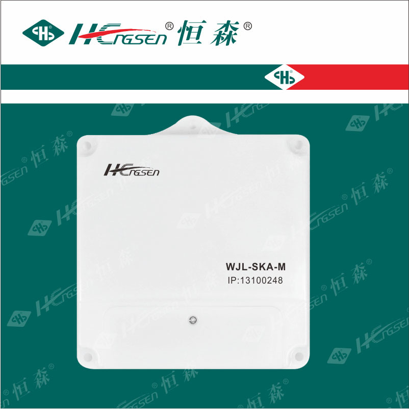 China Wks-Jl-01 Fan Static Pressure Metering Controller