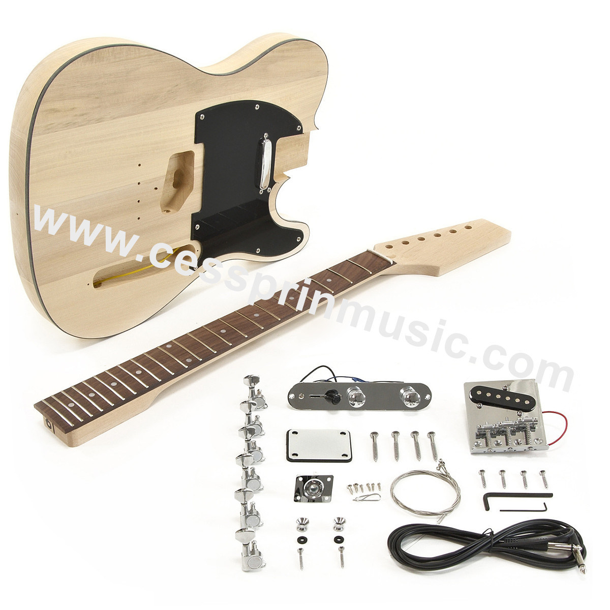China Diy Electric Guitar Kits Lp Style Cessprin To String A Guitarguitar Technique Acoustic Music Cpgk002