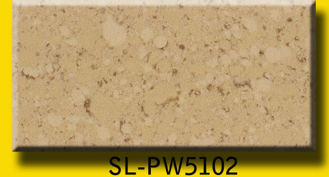 Calacatta Artificial Quartz Countertops Building Material pictures & photos