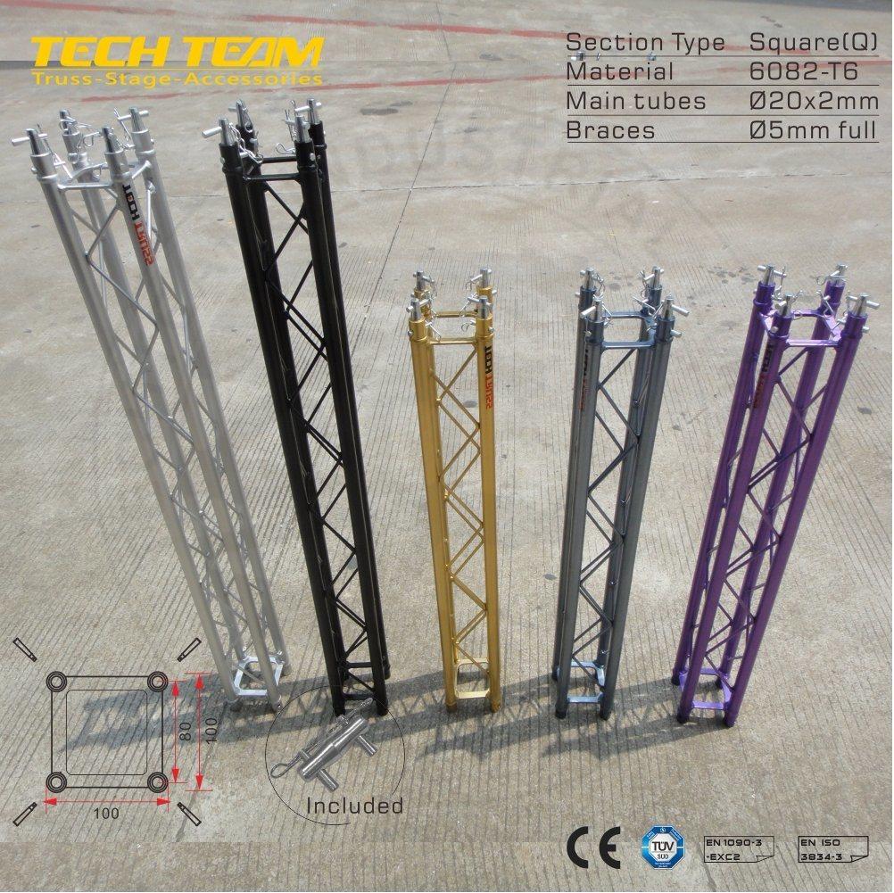 Stage Lighting Truss Design Aluminum