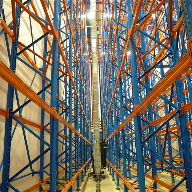 Asrs High Rise Racking for Warehouse Automation pictures & photos