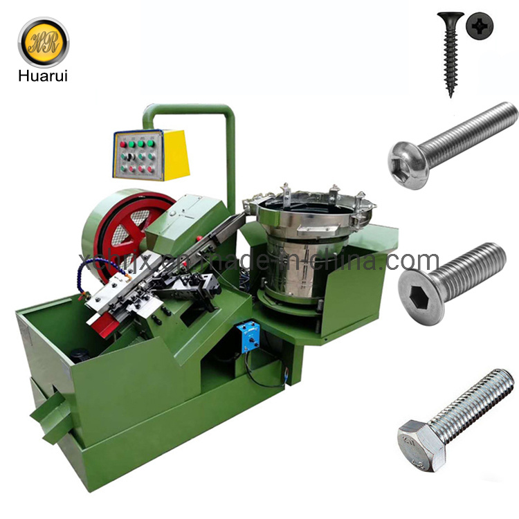 [Hot Item] Hot Sale Widely Used Thread Rolling Machine/Thread Roller