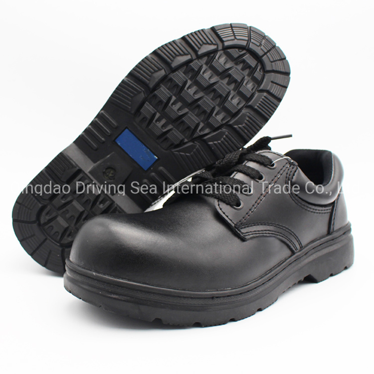 China Patent Leather Safety Shoes/Work