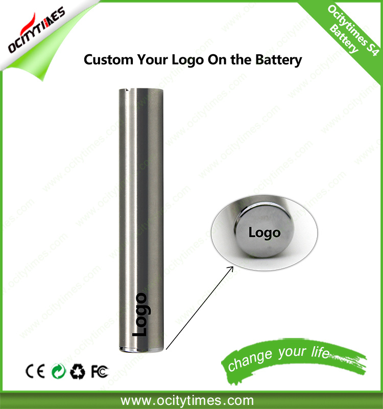 Best Wholesale Slim Mini Ecig Battery Highly Welcome Custom Logo pictures & photos