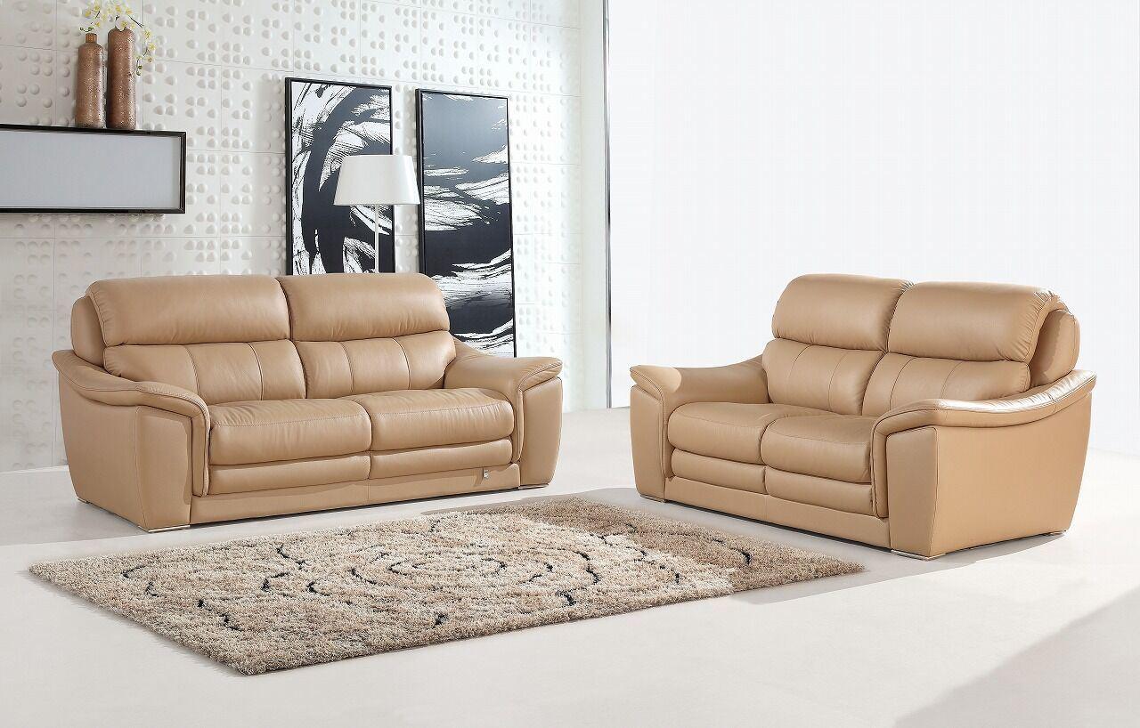 China High Back Support Modern Living Room Italian Genuine