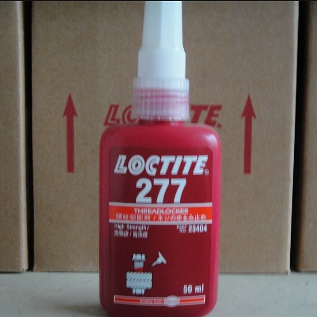 Excellent Chemical Resistance for for Loctite Equivalent Anaerobic Adhesive Thread Lock 277 High Strength with Low Price