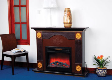 European Style Fireplace (505)