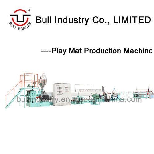 Play Mat Production Machine for Extruder with Turn Key Project