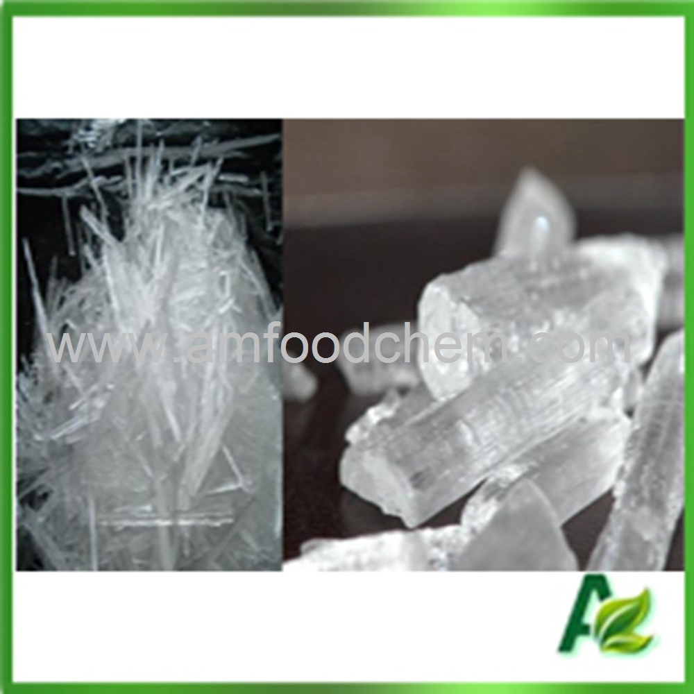 Natural Herbal Extrac Piperitol Crystal Menthol Crystals CAS 89-78-1 pictures & photos
