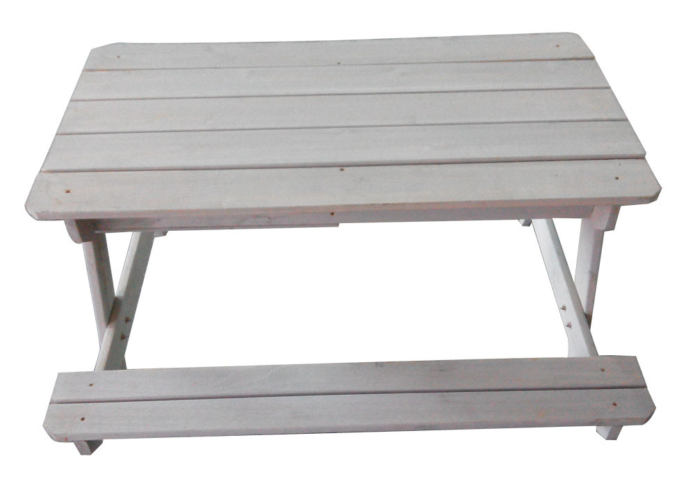 China Kids Childrens Wooden Picnic Garden Bench Table Converts Into Sandpit Play Area Kid
