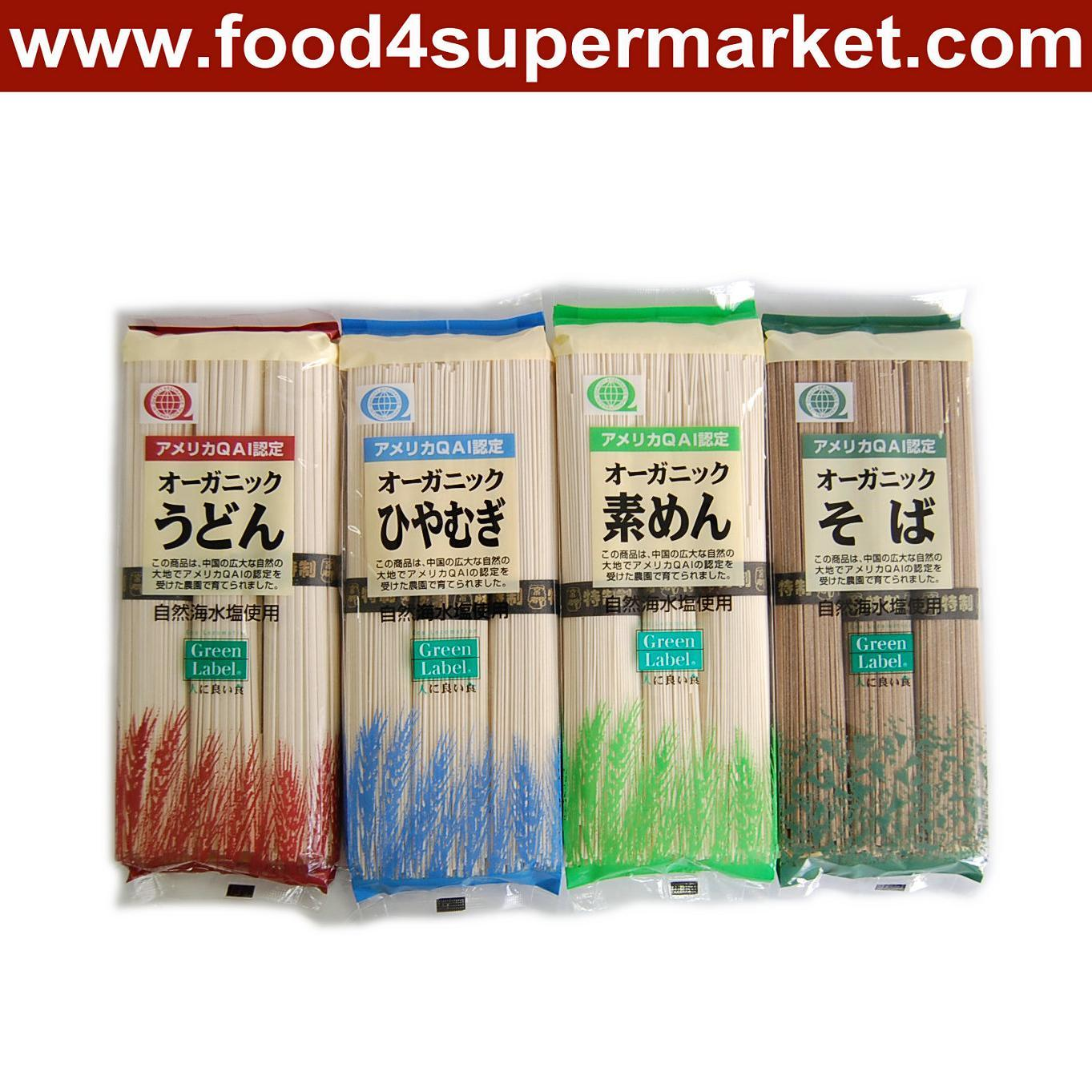 Japanese Style Dried Noodles Udon Soba Somen 300g Wheat Flour