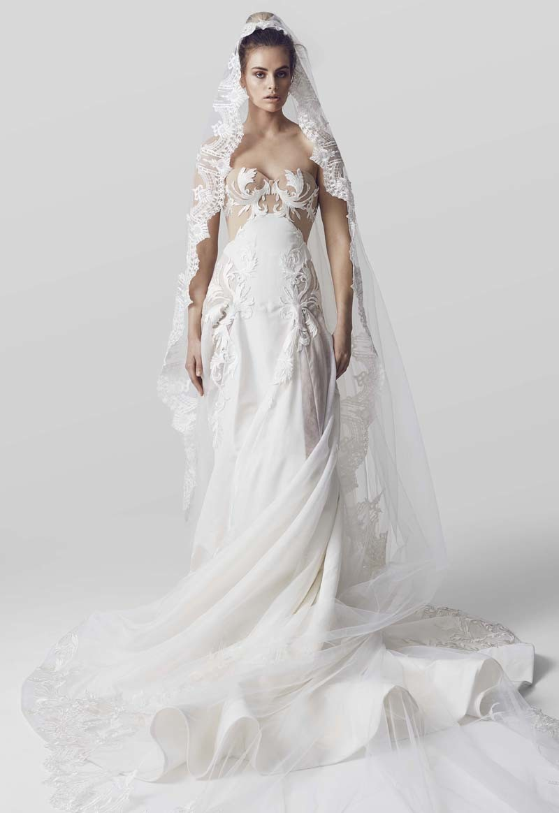 8a095d74601c China Embroidered Sweetheart Neckline A-Line Wedding Dress Photos ...