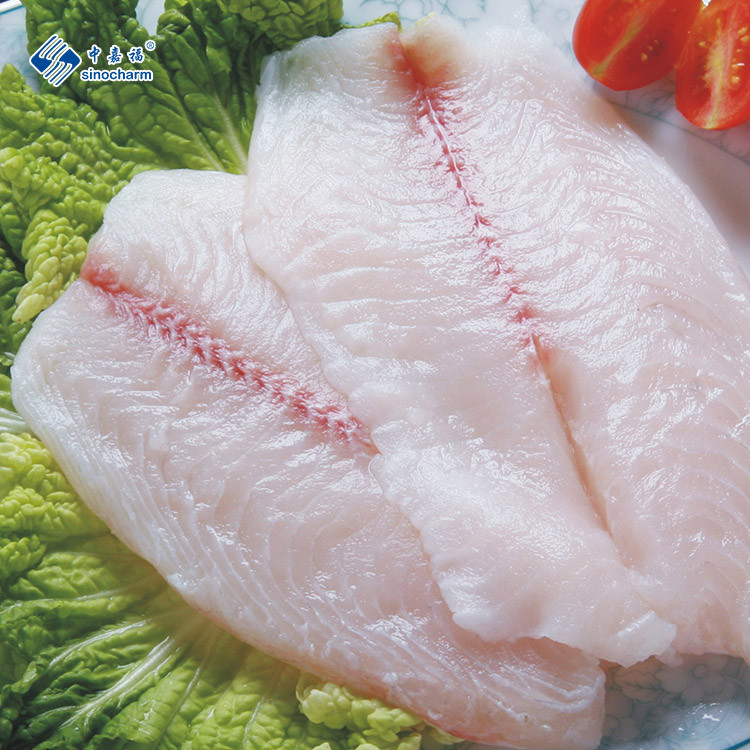 China Niloticus Frozen Fish Seafood Black Tilapia Fillet Deep Skinned China Tilapia Fillet Deep Skinned Frozen Black Tilapia