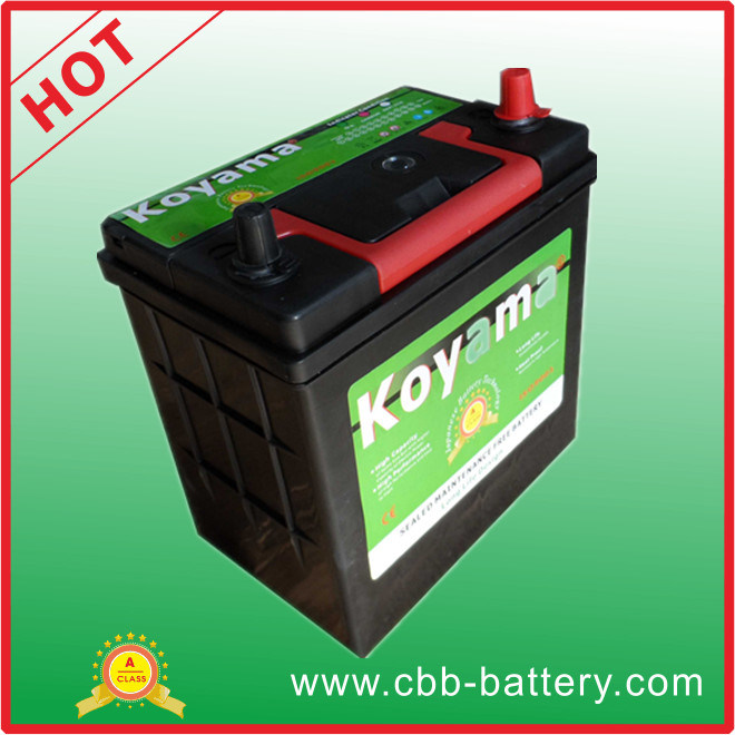 36ah 12V SMF Auto Car Battery Generator Battery Ns40-Mf pictures & photos