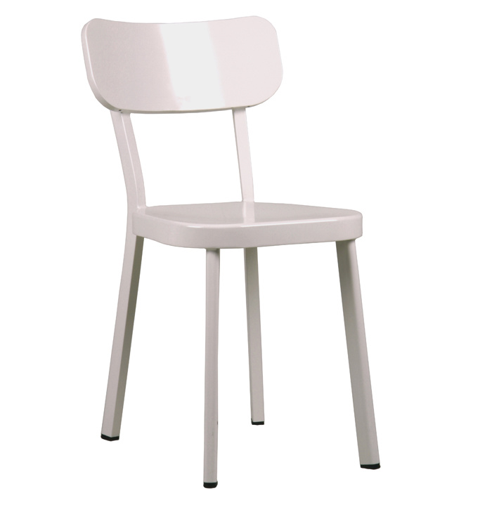 Modern Metal Restaurant Dining Furniture Deja Vu Chair