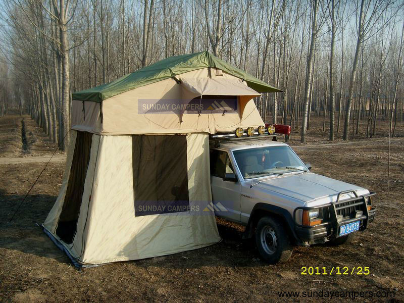 Vehicle Pop Up Tents : China camping tent car truck vehicle rooftop tents srt e
