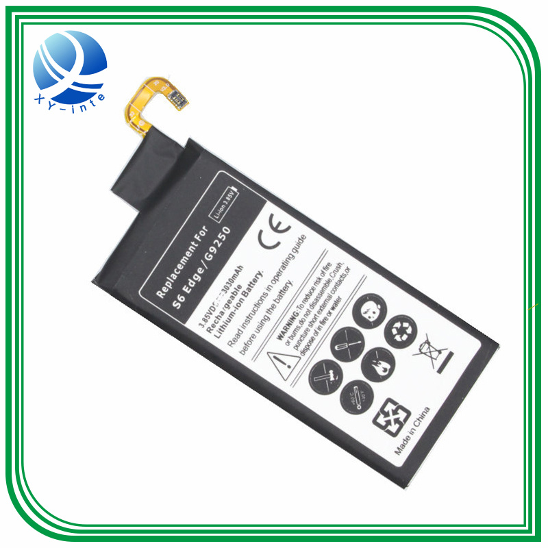 China Mobile Phone Battery for Samsung Galaxy S6 G9200 G920f