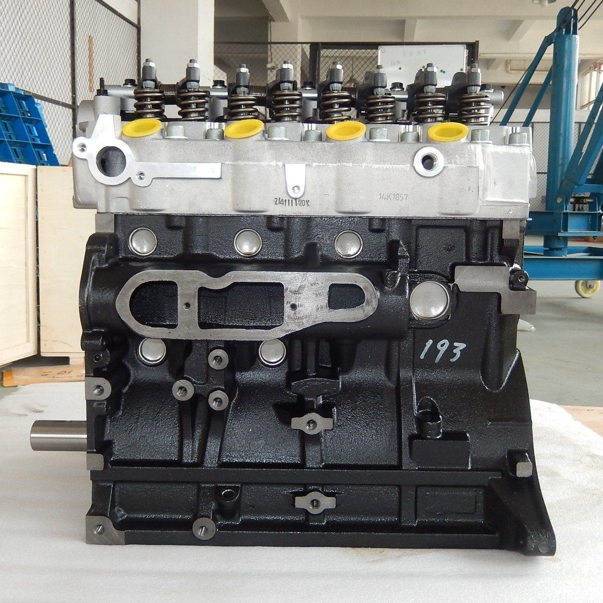 China Auto Spare Parts Car Engine Long Cylinder Block for Mitsubishi ...