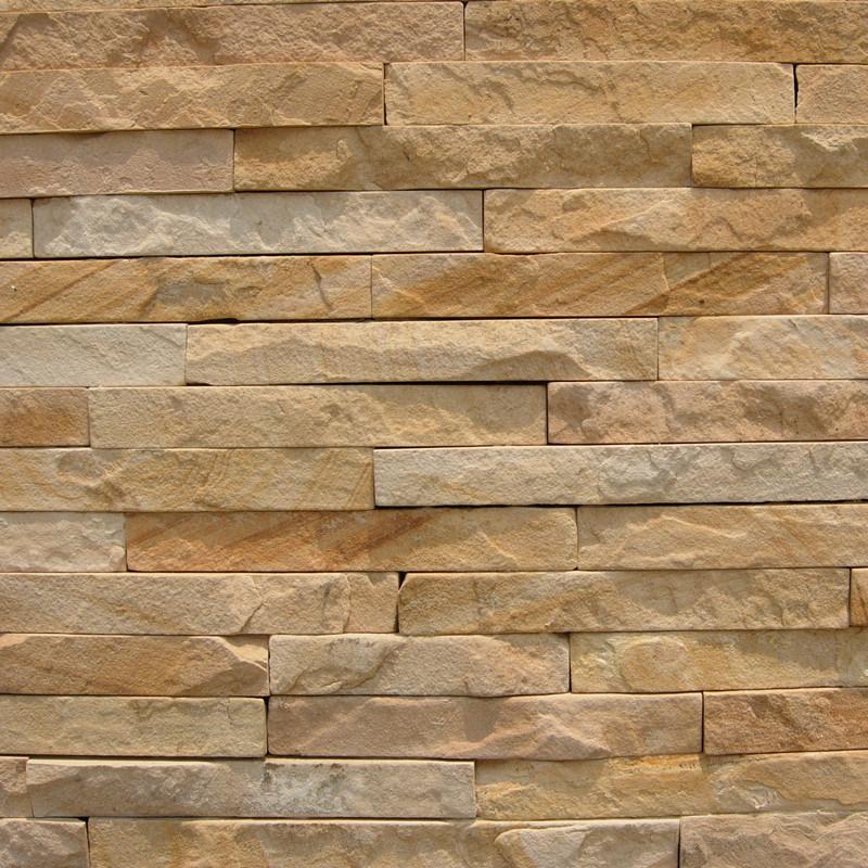 Sandstone Culture Stone Mushroom Tiles