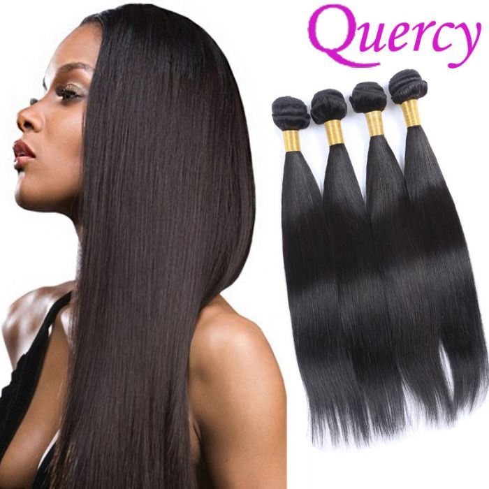 China Quercy Wholesale 100 Virgin Human Hair Extension Full