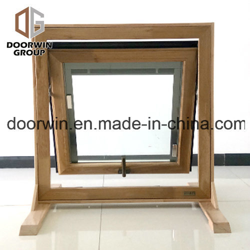 China Durable Solid Oak Wood Top Hung Aluminum Alloy Window Customized Size Of Aluminum Awning Windows China Aluminum Awing Window Aluminum Window
