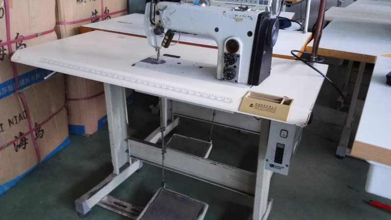 China Used Sewing Machine 4040durokepp Second Hand Automatic Best Second Sewing Machine
