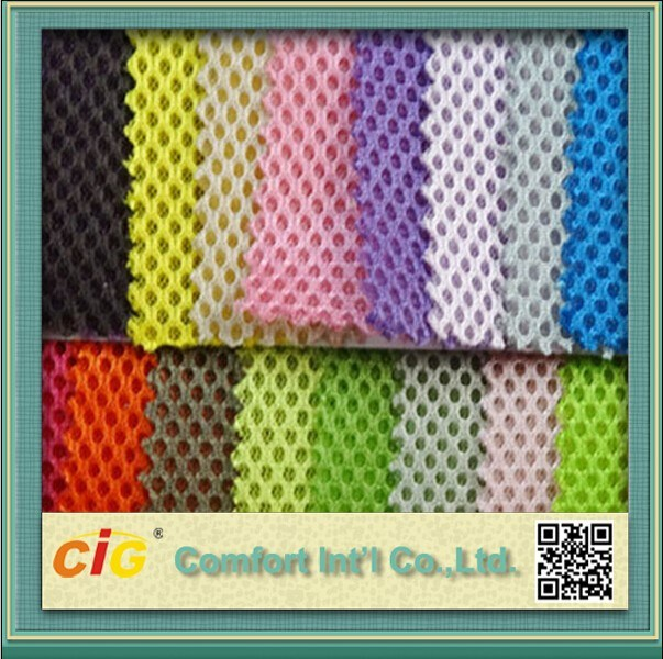 Dri Fit Sandwich Mesh Netting Fabric for Seat Cover pictures & photos