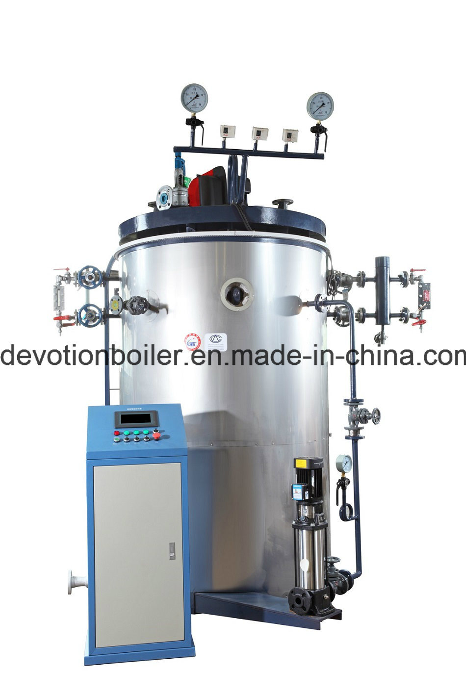 China Fuel Gas, Oil Hot Water & Steam Boiler China Manufacturer ...