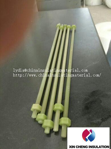 China Epoxy Glass Threaded Rod China Frp Rods For