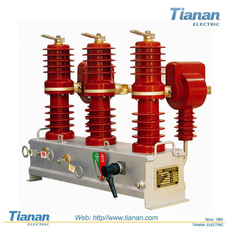 [Hot Item] 12 kV, 50 Hz Vacuum Circuit Breaker / AC / High-Voltage / Outdoor