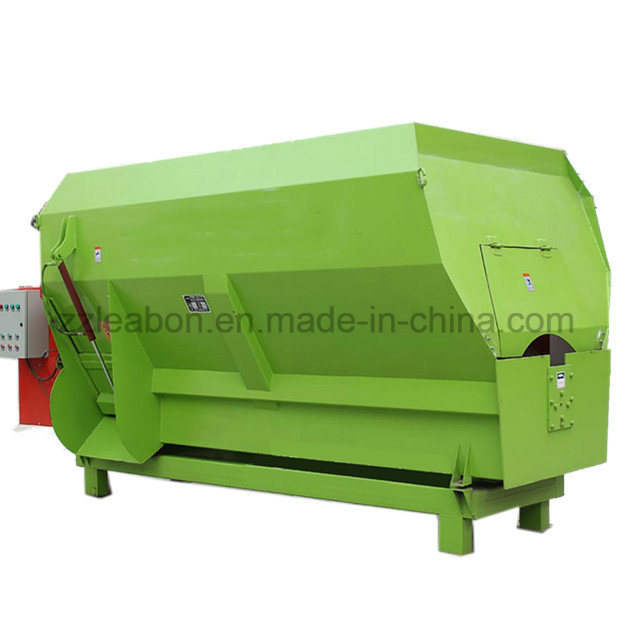 [Hot Item] 2019 New Tmr Feeding Mixing Machine Poultry Feed Mixer for Dairy  Farm