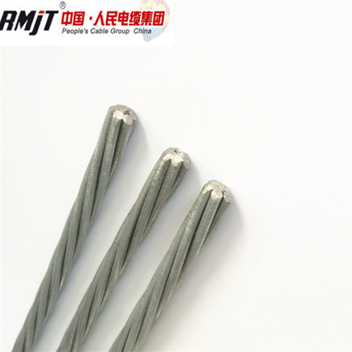 China 1X7 Galvanized Guy Wire Ehs 1/4 ASTM A475 Classa Steel Strand ...