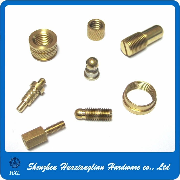 Precison OEM Stainless Steel CNC Lathe Turning Parts pictures & photos
