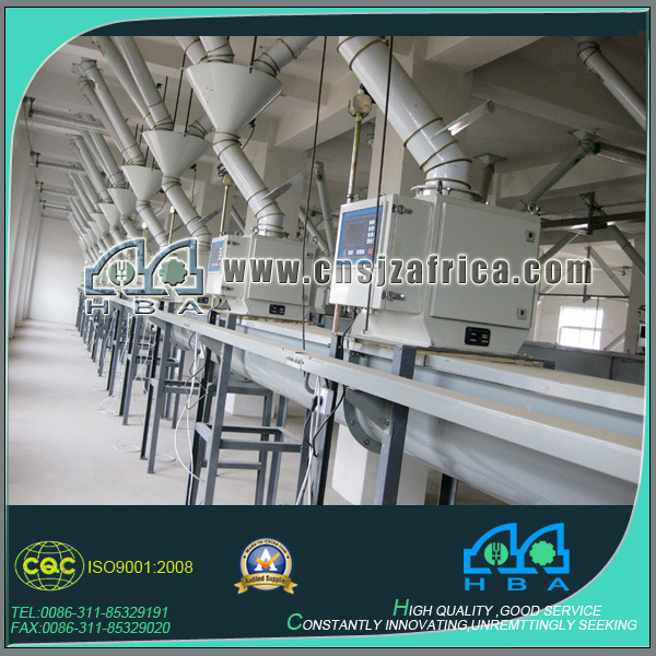 Flour Mill Plant with Packing Machine pictures & photos