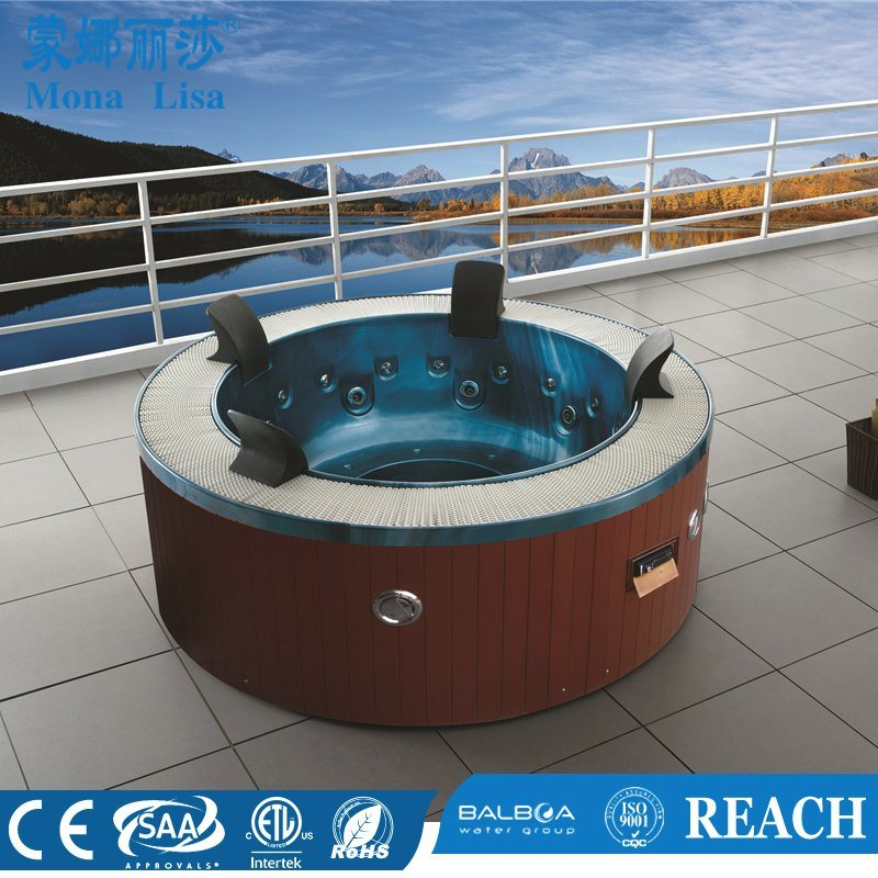 China Newest Special Design Outdoor Jacuzzi SPA Tub (M-3329) - China ...