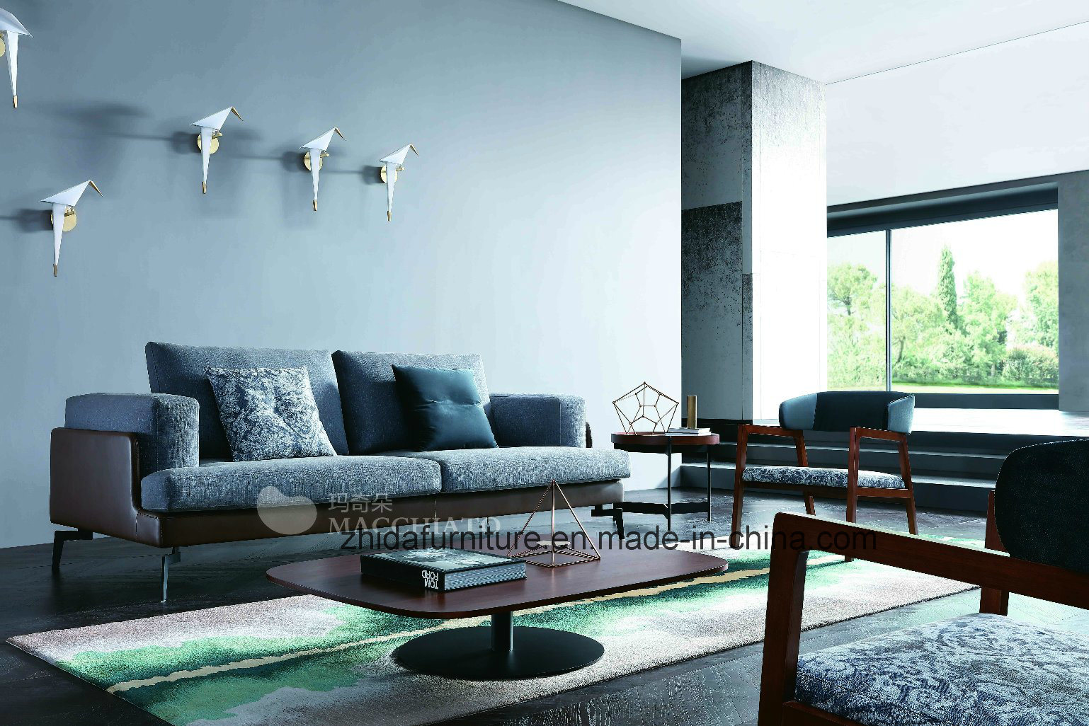 Groovy Hot Item Modern Design Living Room Genuine Leather Sofa Download Free Architecture Designs Intelgarnamadebymaigaardcom