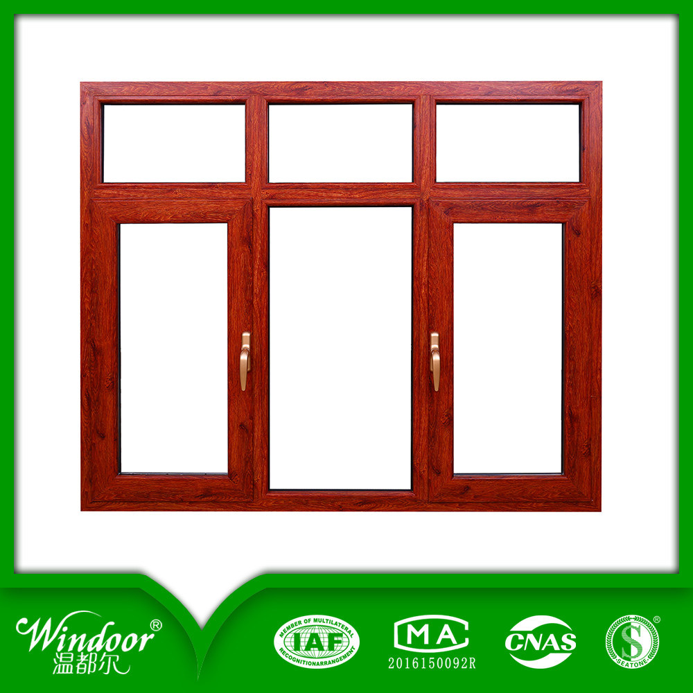 China Origin Manufacturer Price Powder Coated Aluminum Frame Window ...