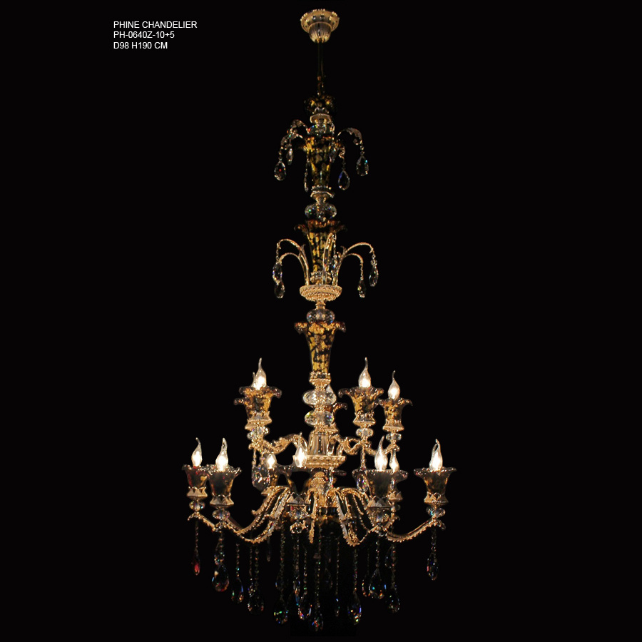 China Modern Crystal Chandeliers Light
