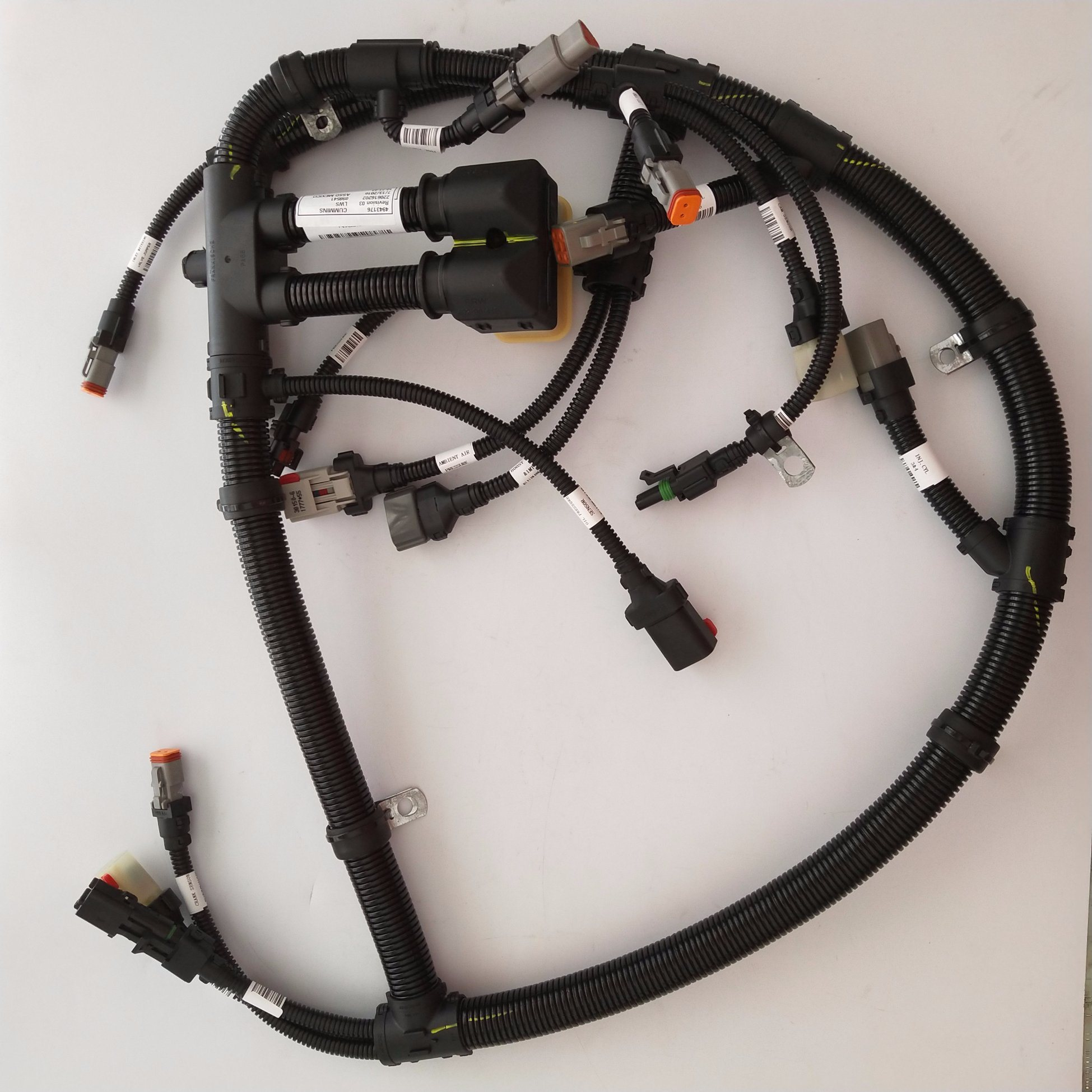China Cummins Diesel Engine Isf Wiring Harness 4943176 Photos Composite