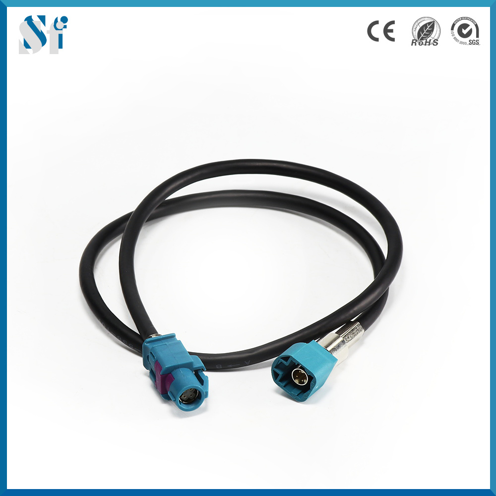 China 26AWG Industrial Cable Audio Radio Wire Harness for Car - China Radio  Wire Harness, Audio Wire Harness