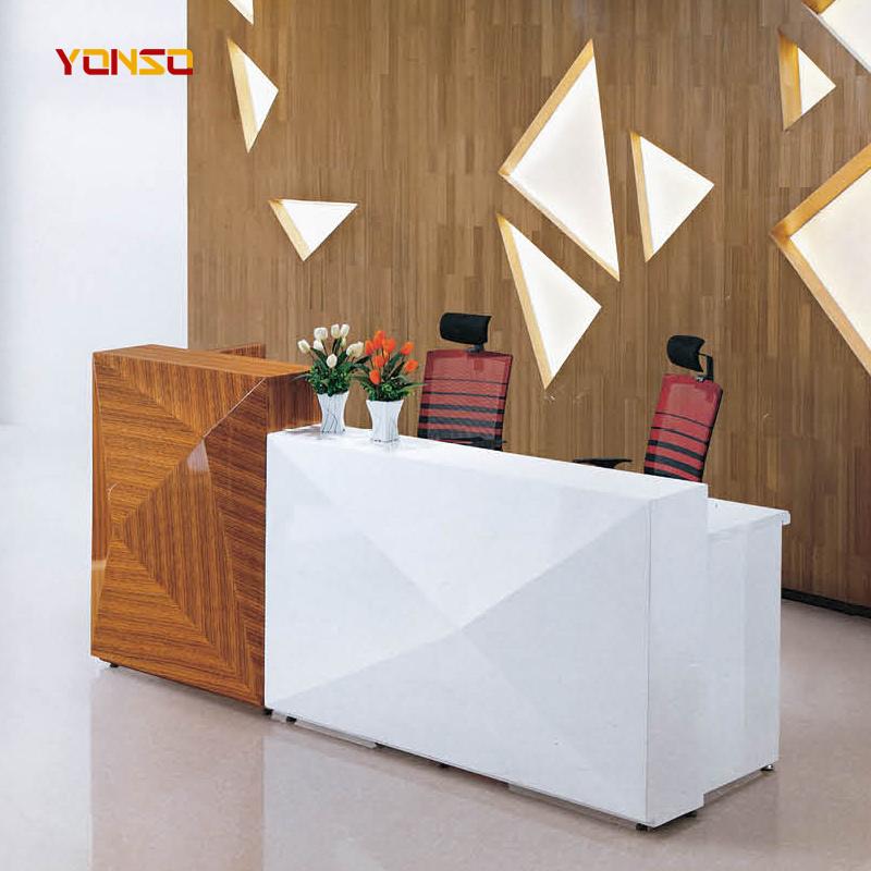 China Modern Design Small White Office, Office Furniture Design