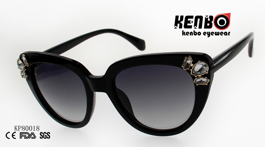 12ca9d80c273 China Cat Eye Sunglasses with Water Drop Diamonds Kp80018 Photos ...