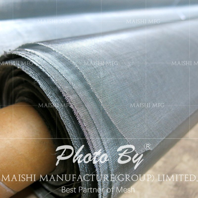 China Stainless Steel Screen Printing Mesh - China Stainless Steel ...